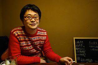 話が尽きず、中崎さんの終電の時間はとっくに過ぎてしまいました。。